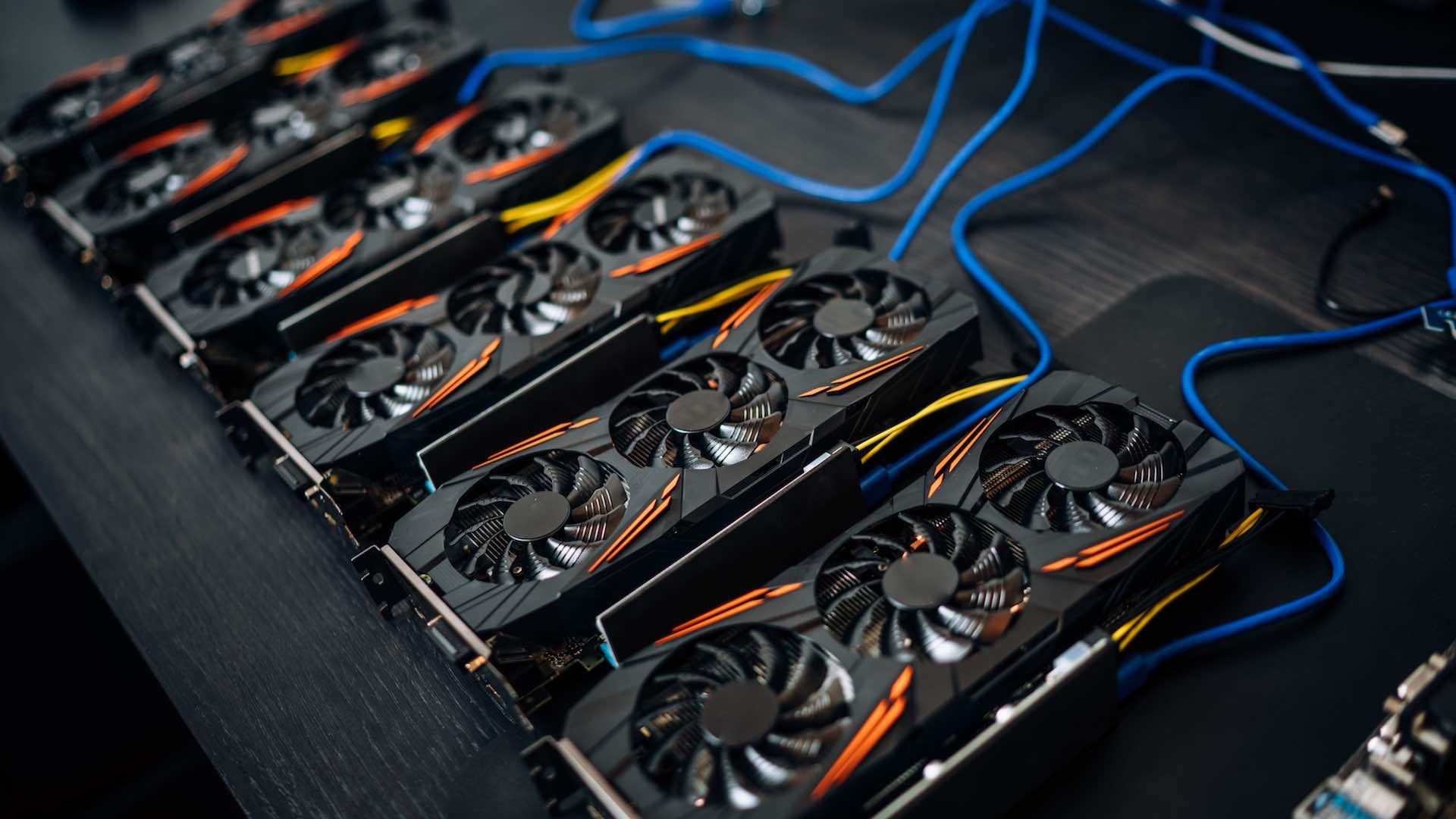 Bitcoin mining machine wiki