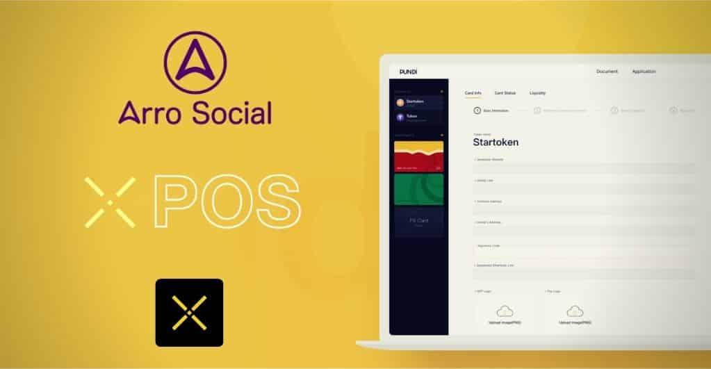 ARRO Token Makes its Way to XPOS and XWallet Through Pundi X